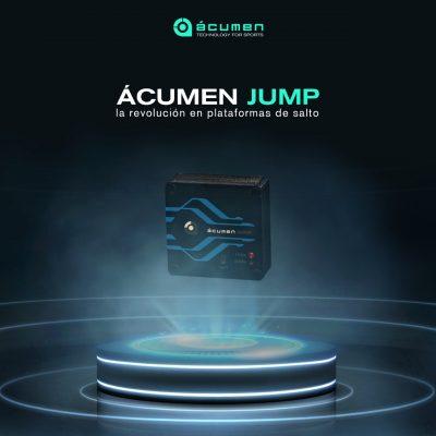ácumen Jump – Plataforma de Salto