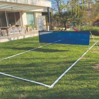 Cancha de fútbol tenis